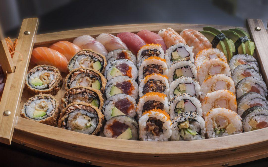 De top-4 lekkerste buitenlandse gerechten